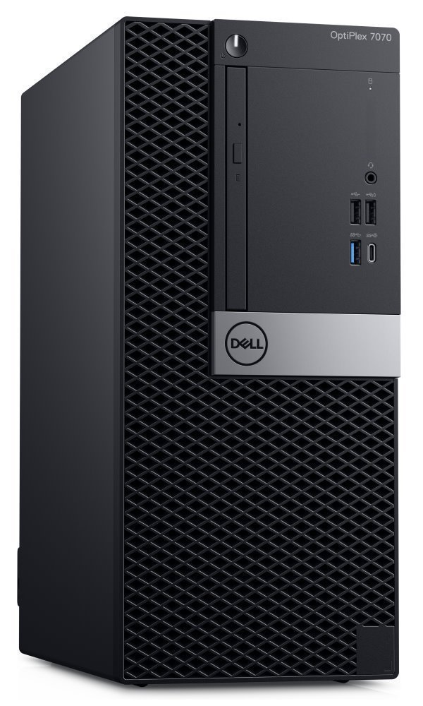 DELL OptiPlex 7070 MT/ i7-9700/ 16GB/ 512GB SSD/ DVDRW/ vPro/ W10Pro/ 3Y PS on-site M55J8