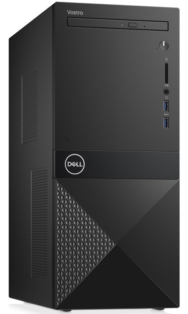DELL Vostro 3671/ i3-9100/ 8GB/ 1TB/ DVDRW/ Wifi/ W10Pro/ 3Y Basic on-site 0YVNT