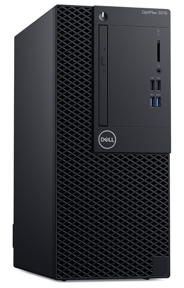 DELL OptiPlex 3070 MT/ i5-9500/ 8GB/ 256GB SSD/ DVDRW/ W10Pro/ 3Y Basic on-site MW0H0