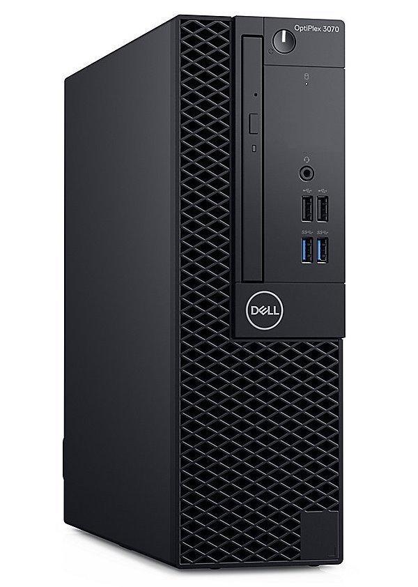 DELL OptiPlex 3070 SFF/ i3-9100/ 4GB/ 1TB (7200)/ DVDRW/ W10Pro/ 3Y Basic on-site 9TMNG