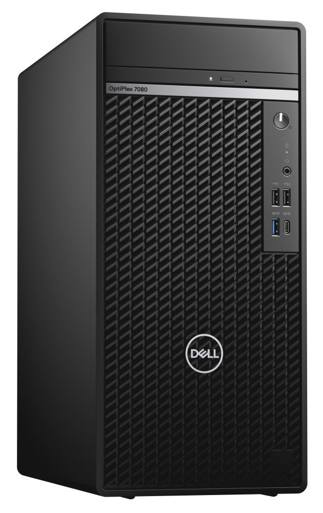 DELL OptiPlex 7080 MT/ i7-10700/ 16GB/ 512GB SSD/ DVDRW/ W10Pro/ vPro/ 3Y PS on-site TMCJ0