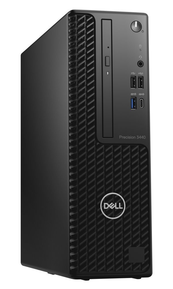 DELL Precision T3440 SFF/ i7-10700/ 16GB/ 256GB SSD/ Quadro P620 2GB/ W10Pro/ vPro/ 3Y PS on-site CWDFM