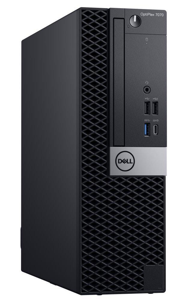 DELL Optiplex 7070 SFF/ i5-9500/ 8GB/ 2x 512GB SSD/ W10 Pro/ 3Y PS on-site PCD2893