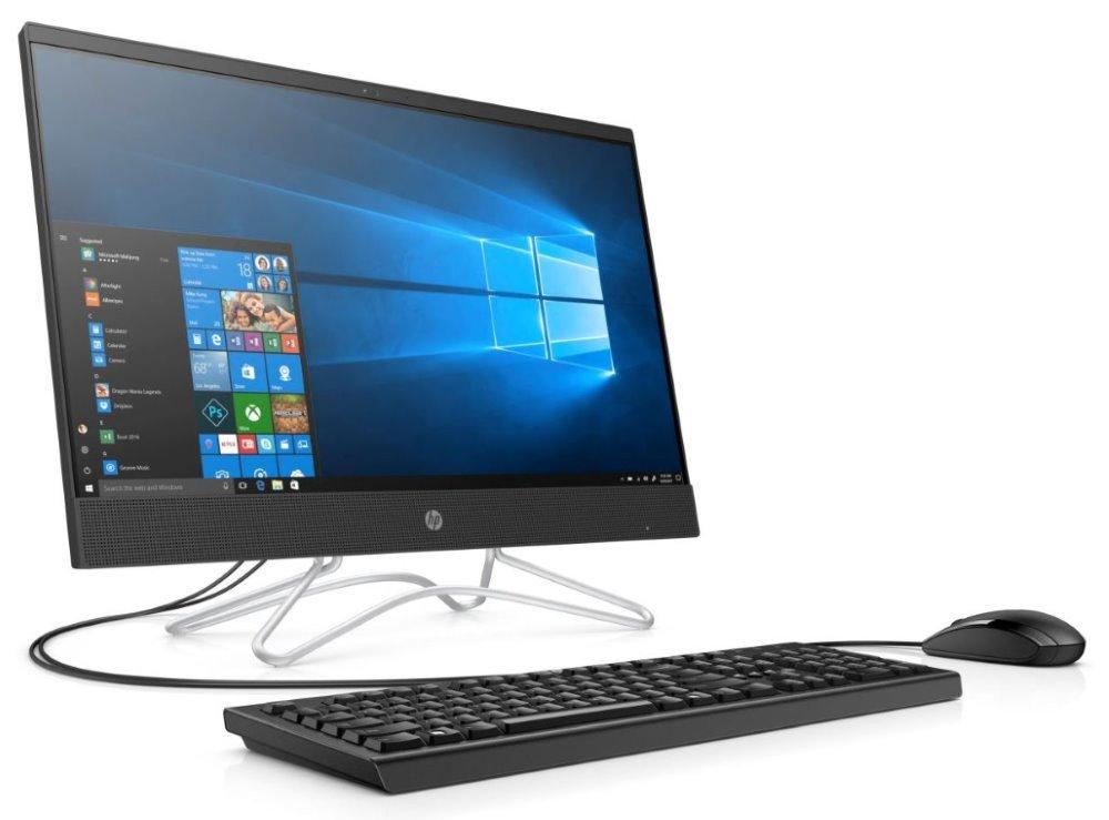 "HP 24-f0029nc AiO/ i7-9700T/ 16GB DDR4/ 512GB SSD + 2TB (7200)/ MX110 2GB/ 23,8"" FHD IPS/ W10H/ černý+kbd,myš 8KM29EA#BCM"