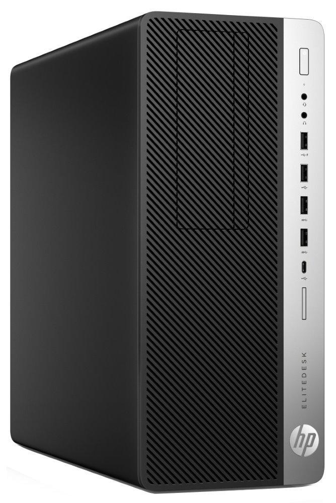 HP EliteDesk 800 G4 TWR/ i5-8500/ 8GB DDR4/ 256GB SSD/ Radeon RX 580 4GB/ DVD-RW/ W10P+usb klávesnice a myš 4KW82EA#BCM