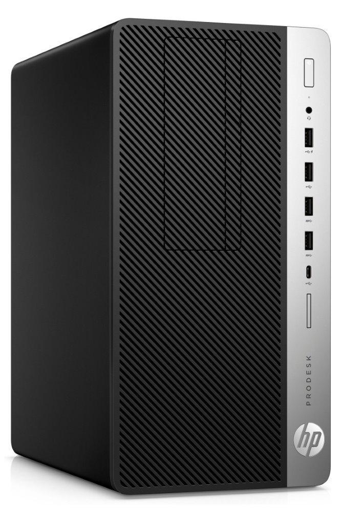 HP ProDesk 600 G5/ MT/ i5-9500/ 8GB DDR4/ 1TB (7200)/ Intel UHD 630/ DVD-RW/ W10P + kbd, myš 7AC15EA#BCM