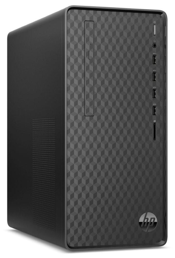 HP Desktop M01-D0012nc/ Mini/ i3-9100F/ 8GB DDR4/ 256GB SSD + 1TB (7200)/ GTX1650 4GB/ DVD-RW/ W10H+kbd,myš 8KG85EA#BCM