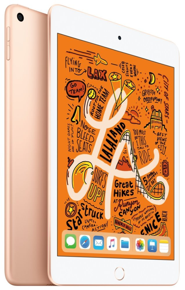 Apple iPad mini Wi-Fi 64GB - Gold muqy2fd/a