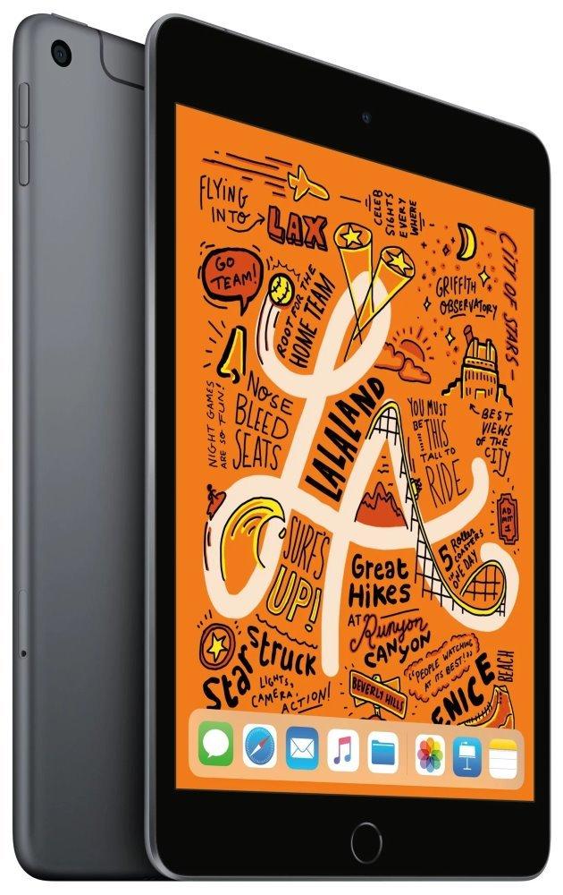 Apple iPad mini Wi-Fi + Cellular 64GB - Space Grey mux52fd/a