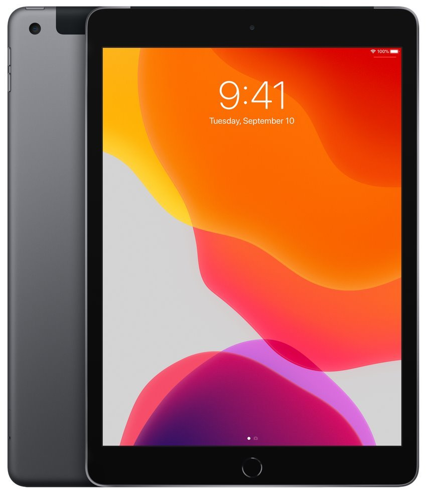 Apple iPad 7 10,2'' Wi-Fi + Cellular 32GB - Space Grey mw6a2fd/a