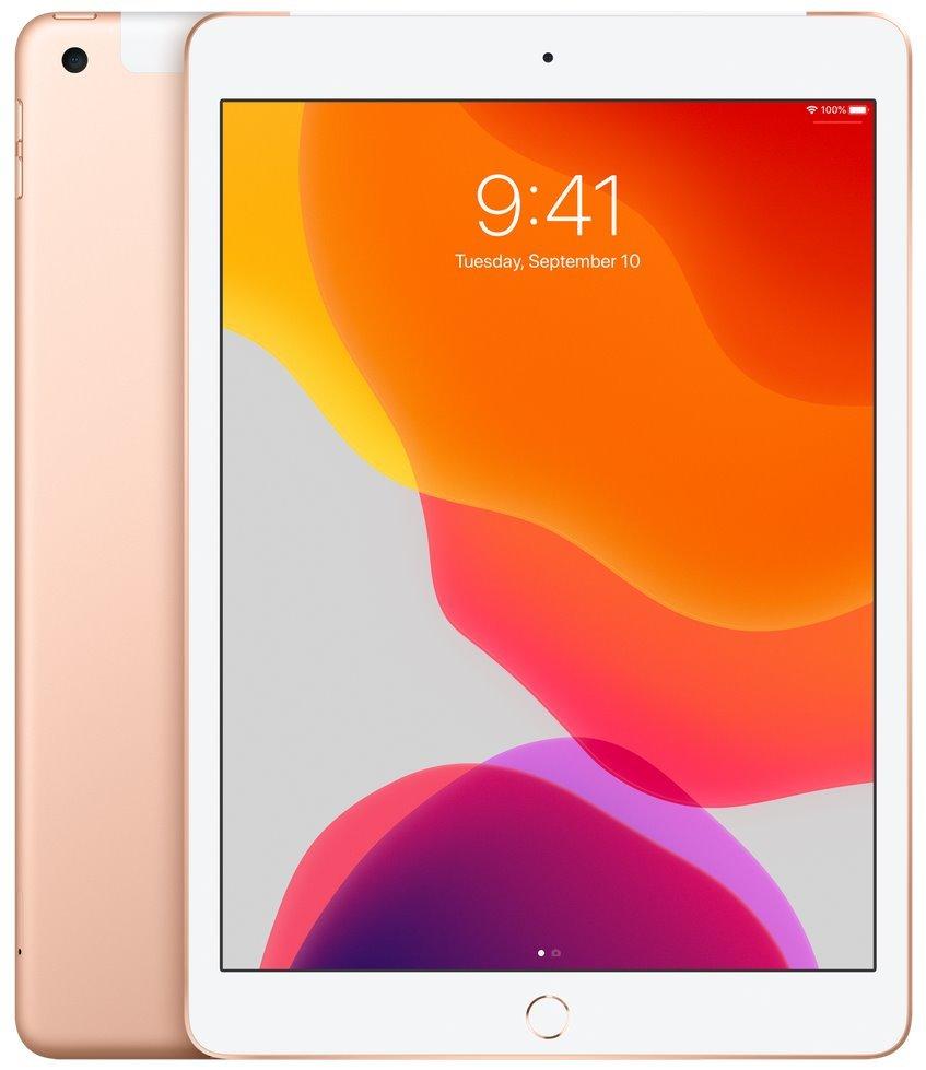 Apple iPad 7 10,2'' Wi-Fi + Cellular 128GB - Gold mw6g2fd/a