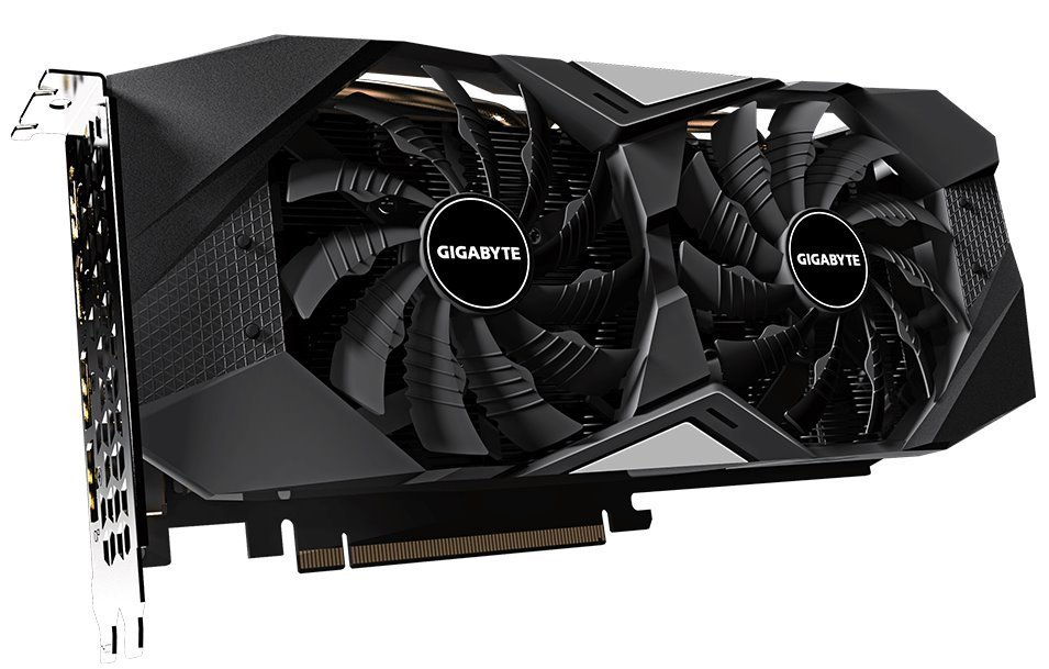 GIGABYTE GeForce RTX 2060 SUPER WINDFORCE OC 8G / 8GB GDDR6 / PCI-E / 1x HDMI / 3x DP GV-N206SWF2OC-8GD