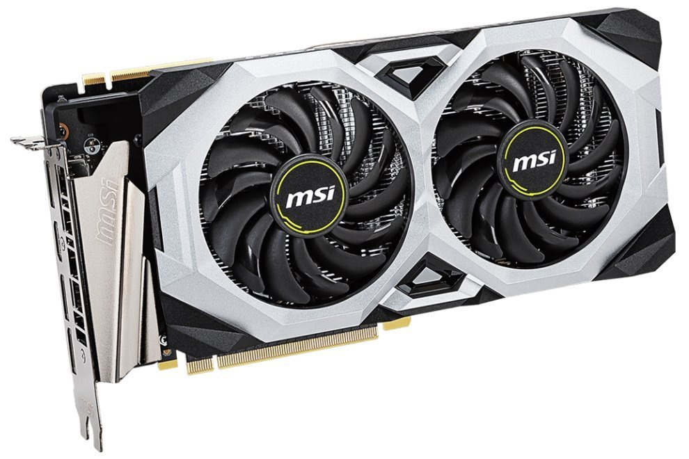 MSI GeForce RTX 2070 SUPER VENTUS GP OC / 8GB GDDR6 / PCI-E / HDMI / 3x DP RTX 2070 SUPER VENTUS GP OC