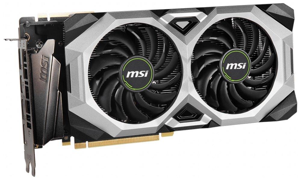 MSI GeForce RTX 2080 SUPER VENTUS XS OC / 8GB GDDR6 / PCI-E / 3x DP / HDMI RTX 2080 SUPER VENTUS XS OC
