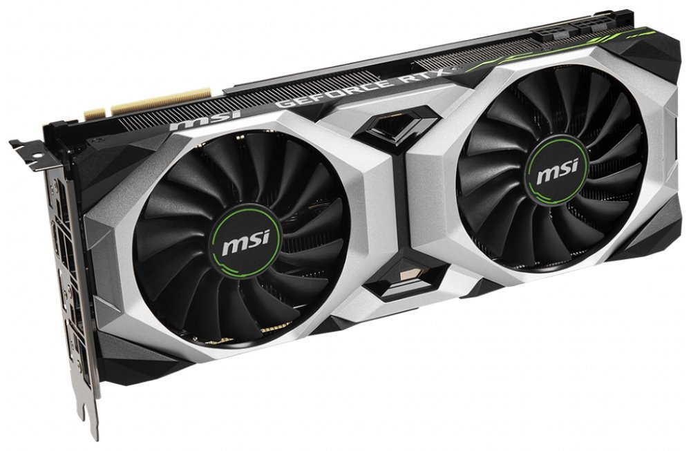 MSI GeForce RTX 2080 Ti VENTUS GP OC / 11GB GDDR6 / PCI-E / 3x DP / HDMI RTX 2080 Ti VENTUS GP OC