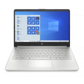 """HP 14s-dq1002nc/ i5-1035G1/ 8GB DDR4/ 256GB SSD/ Intel UHD/ 14"""" FHD IPS/ W10H/ Stříbrný 1V2E3EA#BCM"""