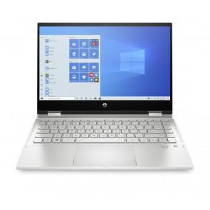 """HP Pavilion x360 14-dw0002nc/ i5-1035G1/ 8GB DDR4/ 256GB SSD/ Intel UHD/ 14"""" FHD IPS/ W10H/ Stříbrný 1V2D7EA#BCM"""