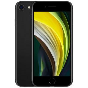 "Apple iPhone SE 64GB Black (2020)   4,7"" IPS/ LTE/ IP67/ iOS 13 mx9r2cn/a"