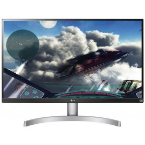 "LG monitor 27UL600-W / 27"" / IPS / 3840x2160 / 16:9 / 350cd/m2 / 5ms / DP / HDMI 27UL600-W.AEU"