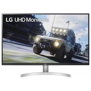 """LG monitor 32UN500 VA 4K / 31,5"""" / 3840x2160 / 16:9 / 350cd/m2 / 4ms / DP/ HDMI / repro 32UN500-W.AEU"""