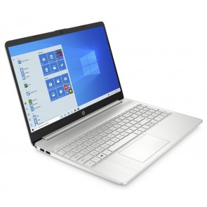 "HP 15s-eq1006nc/ Ryzen 3 3250U/ 8GB DDR4/ 256GB SSD/ Radeon Integrated/ 15,6"" FHD SVA/ W10H/ Stříbrný 1R7F0EA#BCM"