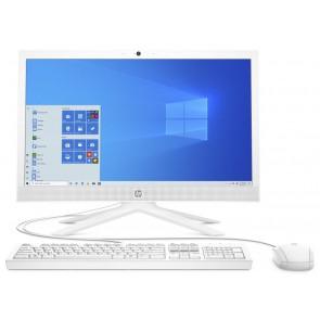 "HP 21-b0000nc/ AiO/ Celeron J4025/ 4GB DDR4/ 256GB SSD/ Intel UHD 600/ 21"" FHD IPS/ W10H/ Bílý/ kbd+myš 2X3D6EA#BCM"
